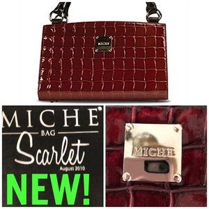 NEW! MICHE SCARLET CLASSIC SHELL